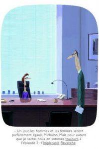 égalité professionnelle